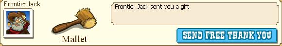 Frontier Jack Mallet