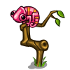 Pink Chameleon-icon