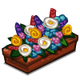 Long Flower Pot-icon