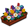 Long Flower Pot-icon