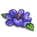 Purple Flower-icon