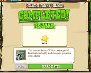 Welcome Fanny Wildcat Complete