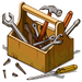 Shed toolbox