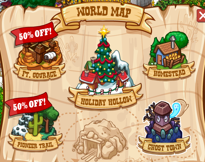 The Pioneer Trail World Map-icon
