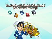 Back to School Party Loading Screen
