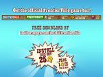 FrontierVille Gamebar Loading Screen