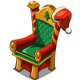Santa's Chair-icon
