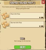 Become a Master Farmer 2 Info