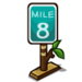 Mile Marker-icon