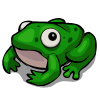 Green Frog-icon