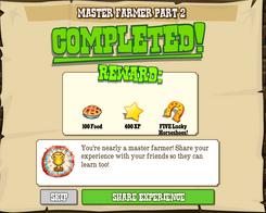 Master Farmer 2 Complete