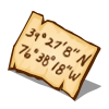 Map Coordinates-icon