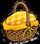 Picnic Basket yellow
