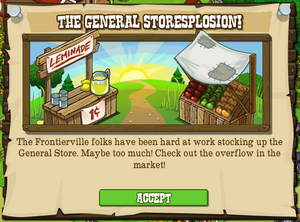 The General Storesplosion