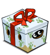 Winter Animal Gift-icon