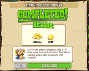 Finish the Farm Chores Completed-icon
