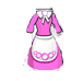 Pink Dress-icon