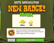 Acute Accumulation Complete