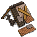 Coop Shanty Roof-icon