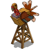 Turkey Windmill-icon