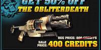 Obliterdeath