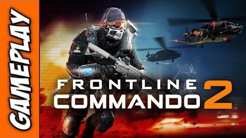 Frontline Commando 2 - iPhone iPod Touch iPad - Gameplay HD