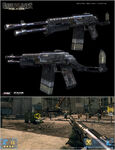 MarcusDublin FrontlinesFOW RS Shotgun