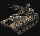 2S10 Telker Air Defense Vehicle