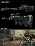 MarcusDublin FrontlinesFOW RS Sniper Rifle