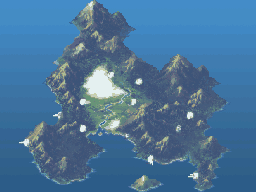 Huffman Island ds screenshot