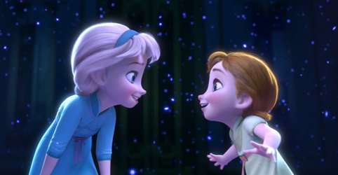 Elsa And Anna Frozen Wiki Fandom Powered By Wikia
