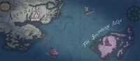 Map of Arendelle
