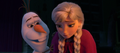 Olaf teaches Anna love.png