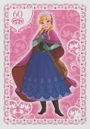 Frozen Trading Card 002