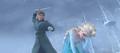 Hans prepares to kill Elsa.png