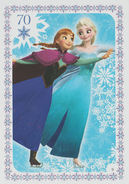 Frozen Trading Card 009