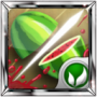 File:Fruit Ninja Platinum Badge.png