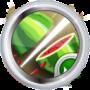 File:Fruit Ninja Silver Badge.png