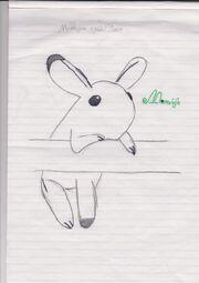 Momiji's Rabbit form 002