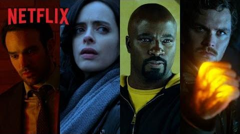 Marvel's The Defenders Bande-annonce officielle Netflix HD