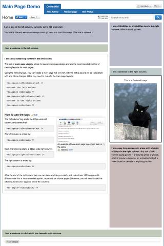 Fichier:Exemple disposition page d'accueil.png