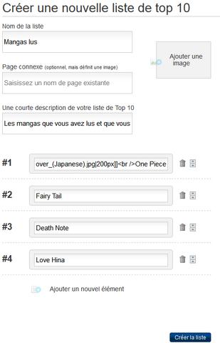 Fichier:Créer une liste de top 10.png