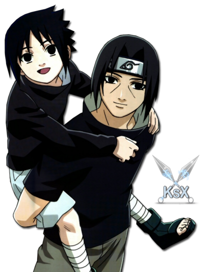 Sasuke and itachi render by grayxfullbuster-d4fnlqi