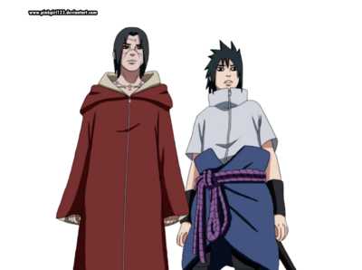 Itachi and sasuke 580 by pinkgirl123-d4uw3h0