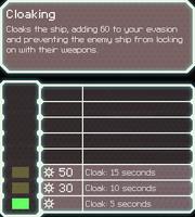 Cloaking