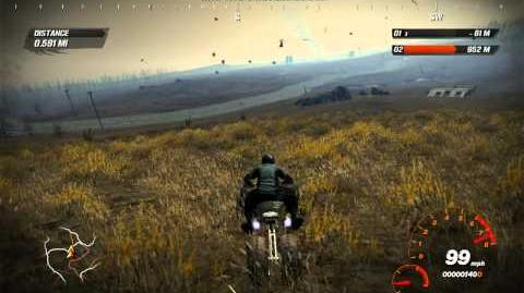 FUEL - Big Cauldron's Edge - Challenge - Chopper Chase