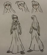 Petra Dragonov character ref 1