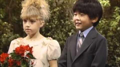 Full House - Stephanie Gets Married to Harry