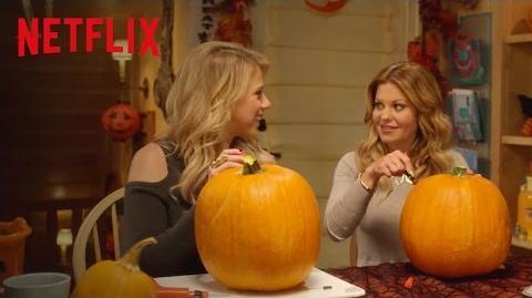 Fuller House Halloween Teaser Season 2 Netflix
