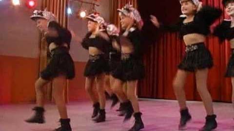 Stephanie Tanner Dance Recital